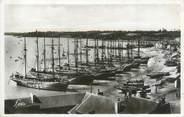 """35 Ille Et Vilaine CPSM FRANCE 35 """"Cancale, la Houle, Terre Neuviers au port"""""""