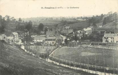 """CPA FRANCE 35 """"Fougères, le Guélandry"""""""