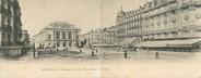 """34 Herault CPA PANORAMIQUE FRANCE 34 """"Montpellier, panorama de la place de la Comédie"""""""