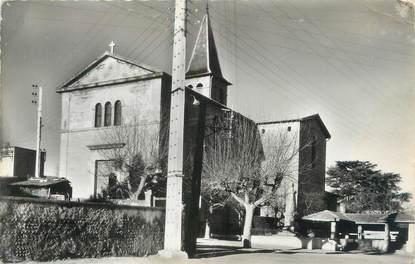 """CPSM FRANCE 38 """"Anjou, l'église"""""""