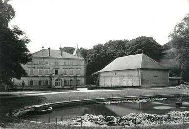 """CPSM FRANCE 38 """"Agnin, château de Golas"""""""