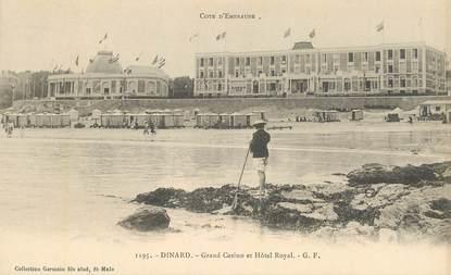 """CPA FRANCE 35 """"Dinard, le grand casino"""""""