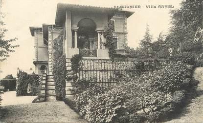 "CPA FRANCE 42 ""Saint Galmier, villa Ramel"""