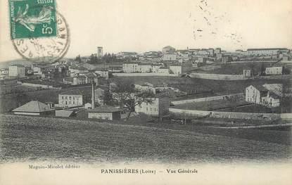 """CPA FRANCE 42 """"Panissières, vue générale """""""