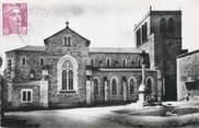 """42 Loire CPSM FRANCE 42 """"Crémeaux, l'église et son vieux clocher"""""""