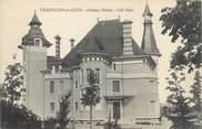 """42 Loire CPA FRANCE 42 """"Chazelles sur Lyon, château Fléchet"""""""