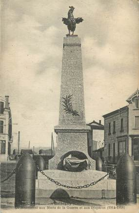 "CPA FRANCE 42 ""Balbigny, monument aux morts"""