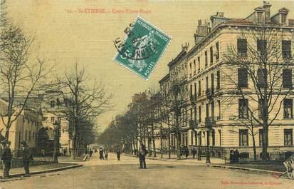"CPA FRANCE 42 ""Saint Etienne, cours Victor Hugo"""