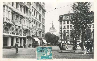 """CPSM FRANCE 42 """"Saint Etienne, place Dorian"""""""