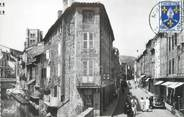 """42 Loire CPSM FRANCE 42 """"Montbrison, le Vizezy et la rue Saint Jean"""""""
