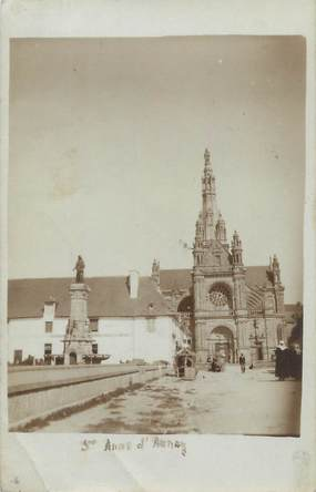 "CARTE PHOTO FRANCE 56 ""Sainte Anne d'Auray"""