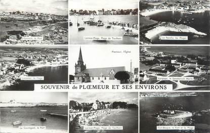 """CPSM FRANCE 56 """"Ploemeur et ses environs"""""""