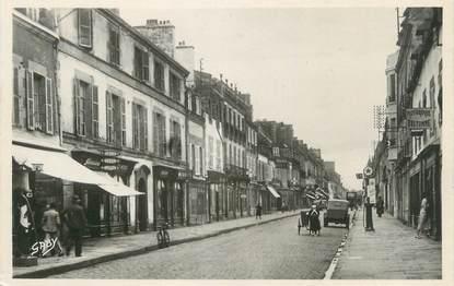 "CPSM FRANCE 56 ""Pontivy, rue Nationale"""