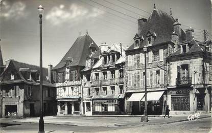 "CPSM FRANCE 56 ""Pontivy, place du Martray """