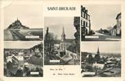 """35 Ille Et Vilaine CPSM FRANCE 35 """"Saint Broladre"""""""