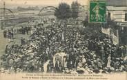 """57 Moselle CPA FRANCE 57 """"Cortège de l'inauguration du monument de Noisseville"""""""