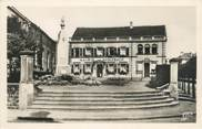 """57 Moselle CPSM FRANCE 57 """"Merlebach, la mairie"""""""