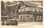"""57 Moselle CPA FRANCE 57 """"Etang de Hanau, café restaurant Bellevue"""""""