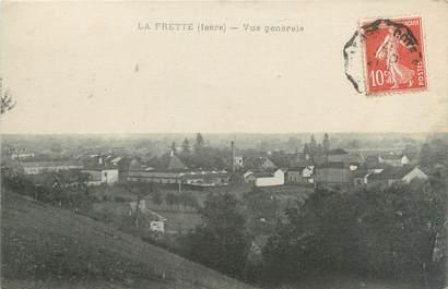 """CPA FRANCE 38 """"La Frette, vue générale"""""""