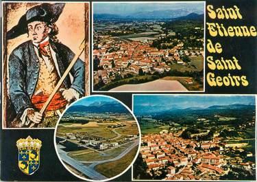 """CPSM FRANCE 38 """"Saint Etienne de Saint Geoirs"""""""