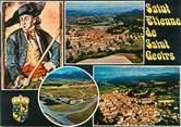 """38 Isere CPSM FRANCE 38 """"Saint Etienne de Saint Geoirs"""""""