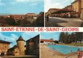 """38 Isere CPSM FRANCE 38 """"Saint Etienne de Saint Geoirs """""""