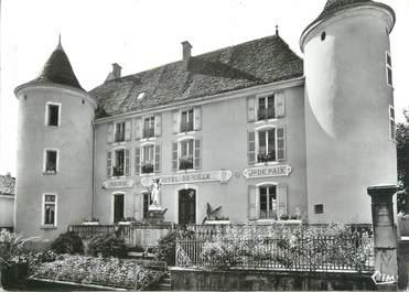 """CPSM FRANCE 38 """"Saint Geoire en Valdaine, l'hôtel de ville"""""""