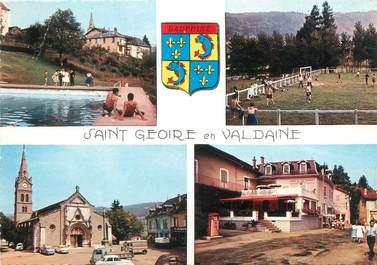 "CPSM FRANCE 38 ""Saint Geoire en Valdaine """