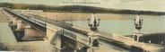 """45 Loiret CPA PANORAMIQUE FRANCE 45 """"Briare, pont Canal sur la Loire"""""""