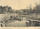 """30 Gard CPA PANORAMIQUE FRANCE 30 """"Nîmes, jardin et source de la Fontaine"""""""