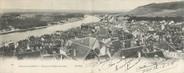 """89 Yonne CPA PANORAMIQUE FRANCE 89 """"Panorama de Joigny, vue prise de l'église Saint Jean"""""""