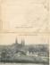"""CPA LIVRET FRANCE 14 """"Bayeux, maison de bois et vue générale"""""""