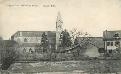 "CPA FRANCE 90 ""Danjoutin, nouvelle église"""