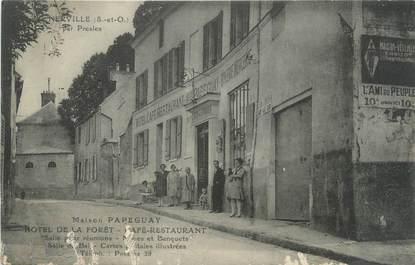 """CPA FRANCE 95 """"Nerville, hôtel de la Forêt"""""""