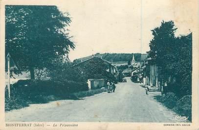 """CPA FRANCE 38 """"Montferrat, la Friponnière"""""""