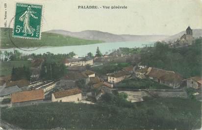 """CPA FRANCE 38 """"Paladru, vue générale """""""