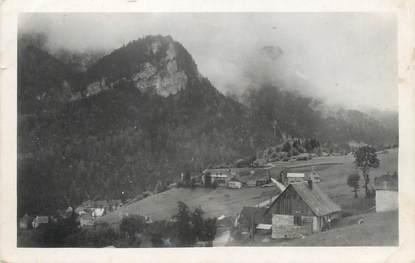 """CPSM FRANCE 38 """"La Ruchère, le grand village"""""""