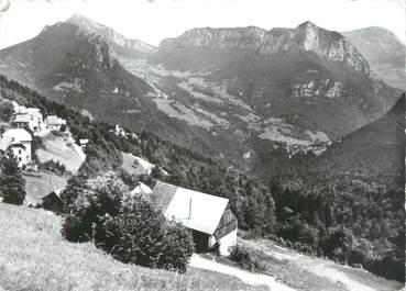 """CPSM FRANCE 38 """"La Ruchère, la station dans son cadre de montagne"""""""