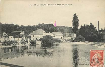 """CPA FRANCE 10 """"Bar sur Seine, le four à chaux"""""""