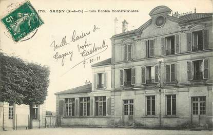 """CPA FRANCE 93 """"Gagny, les Ecoles"""""""