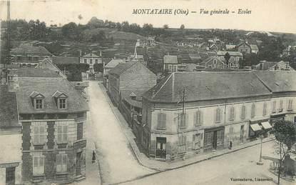 """CPA FRANCE 60 """"Montataire, vue générale"""""""