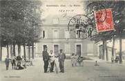 "60 Oise CPA FRANCE 60 ""Marissel, la mairie"""