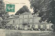 """60 Oise CPA FRANCE 60 """"Crouy en Thelle, le château """""""