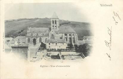 """/ CPA FRANCE 95 """"Vétheuil, église"""""""