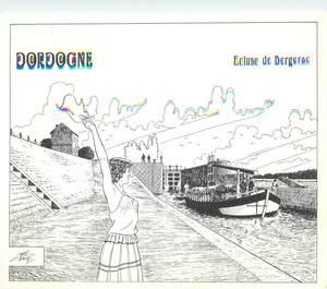 """CPM FRANCE 24 """"Bergerac, écluse de Salvette"""""""