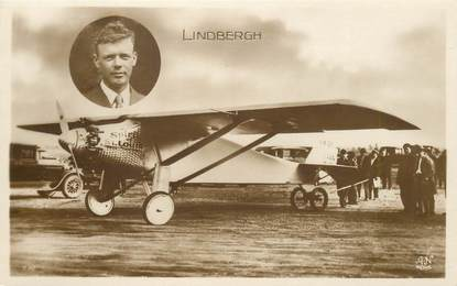CPA AVIATION / Lindbergh