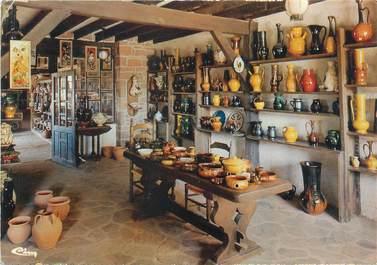"CPSM FRANCE 19 ""La poterie de Meyssac"""
