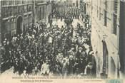 """25 Doub CPA FRANCE 25 """"Besançon, catastrophe du Fort de Montfaucon, la musique d'artillerie, les tambours et les clairons"""""""
