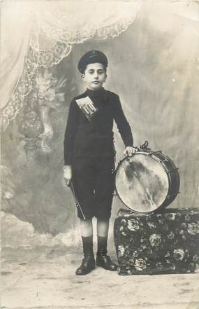 "CARTE PHOTO FRANCE 13 ""Miramas"" / ENFANT"