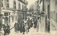 """50 Manche CPA FRANCE 50 """"Granville, la rue des juifs"""""""